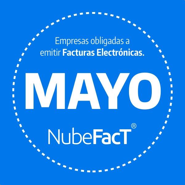 Mayo empresas obligadas a emitir facturas electronicas