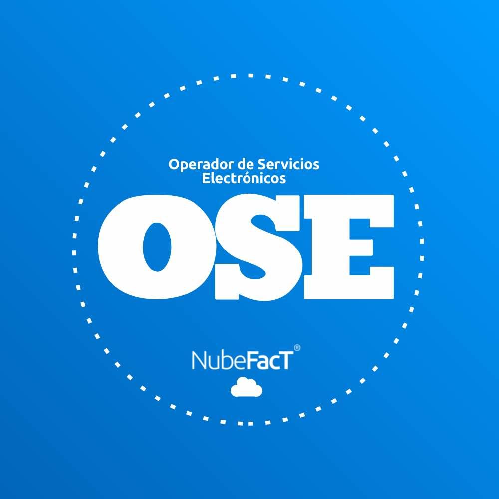 Operador de servicios electronicos ose